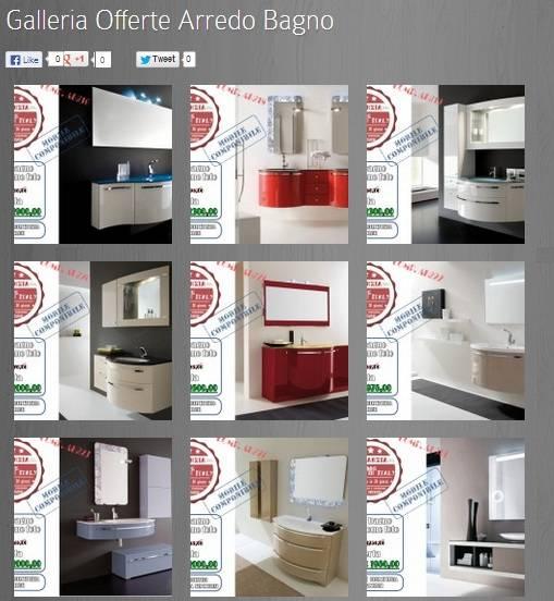 → offerte arredo bagno torino - Arredo Bagno Collegno