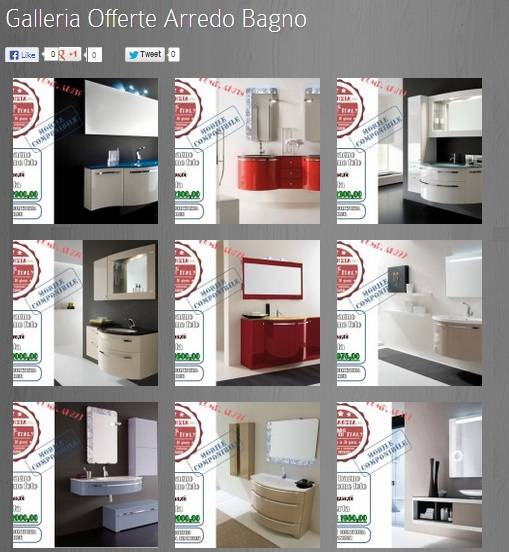 → Offerte arredo bagno Torino