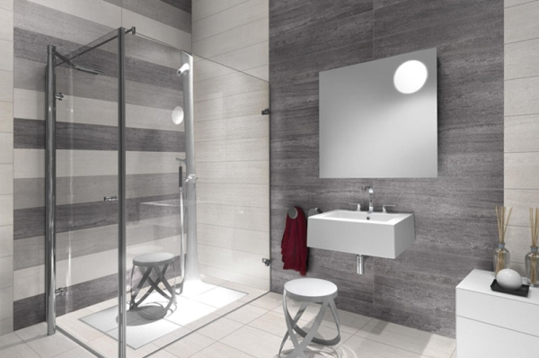 Arredamento Bagno Moderno Pictures to pin on Pinterest