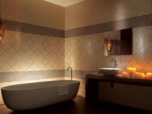 Fap ceramiche e piastrelle per l 39 arredo bagno a torino for Piastrelle arredo bagno