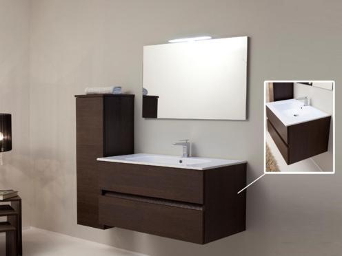 mobile bagno legno victoria