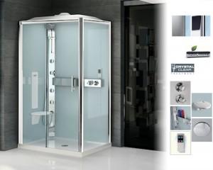 Glax3 cabina doccia bagno